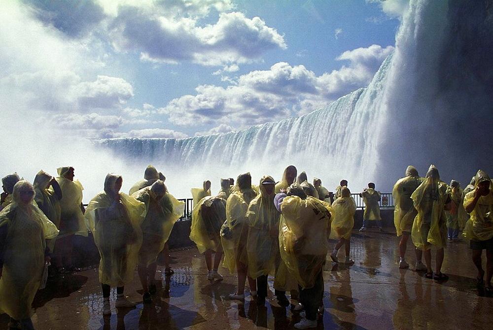 Niagara Falls, Journey Behind the Falls, Niagara Falls, Ontario, Canada