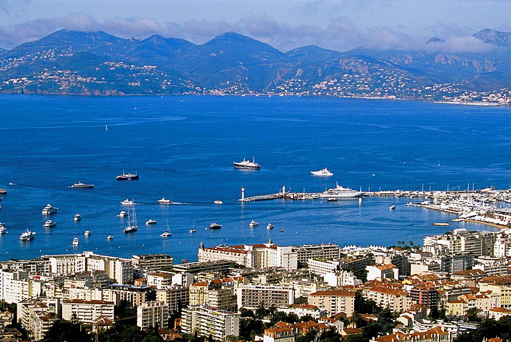 Cannes, Alpes-Maritimes, 06, PACA, French Riviera, Cote dAzur, France, Europe