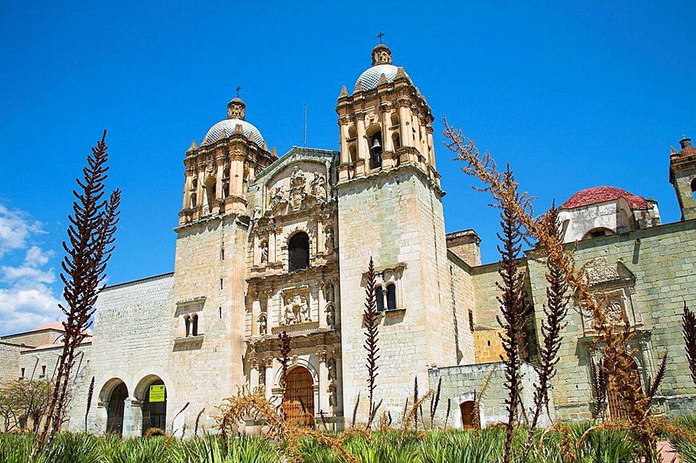 Templo de Santo Domingo, and Museo de las Culturas de Oaxaca, Calle Macedonio Alcala, Oaxaca, Oaxaca State, Mexico