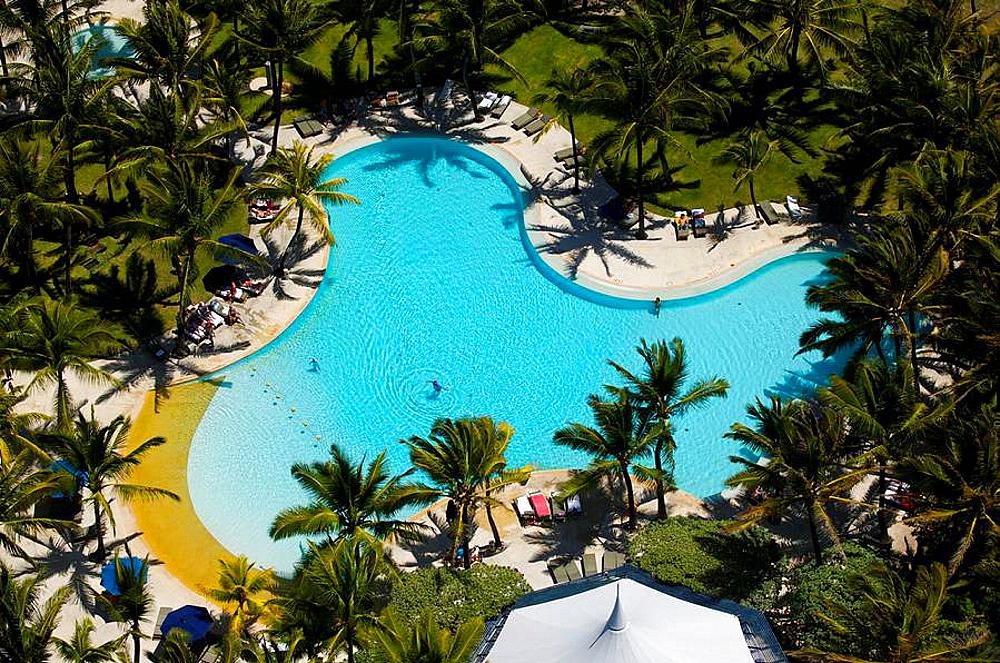Isla Mauricio  Mauritius  Mauricio desde el aire, vuelo en helicoptero sobre la Isla