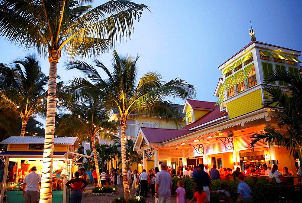 Bahamas, New Providence Island, Nassau Paradise Island Marina Village