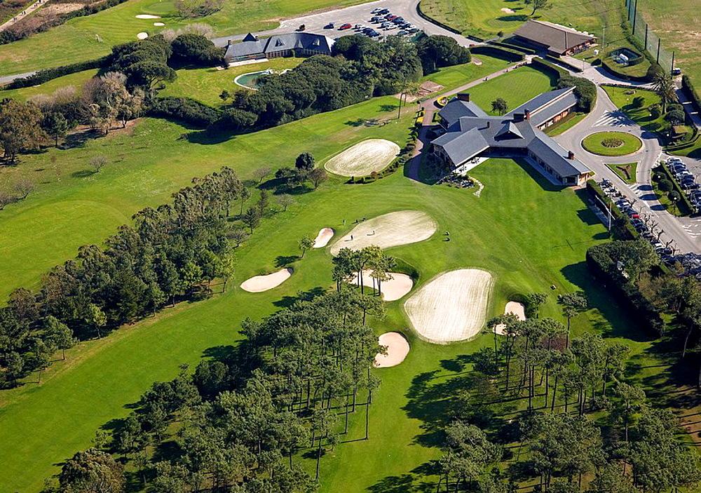 Neguri golf course, Getxo, Biscay, Basque Country, Spain