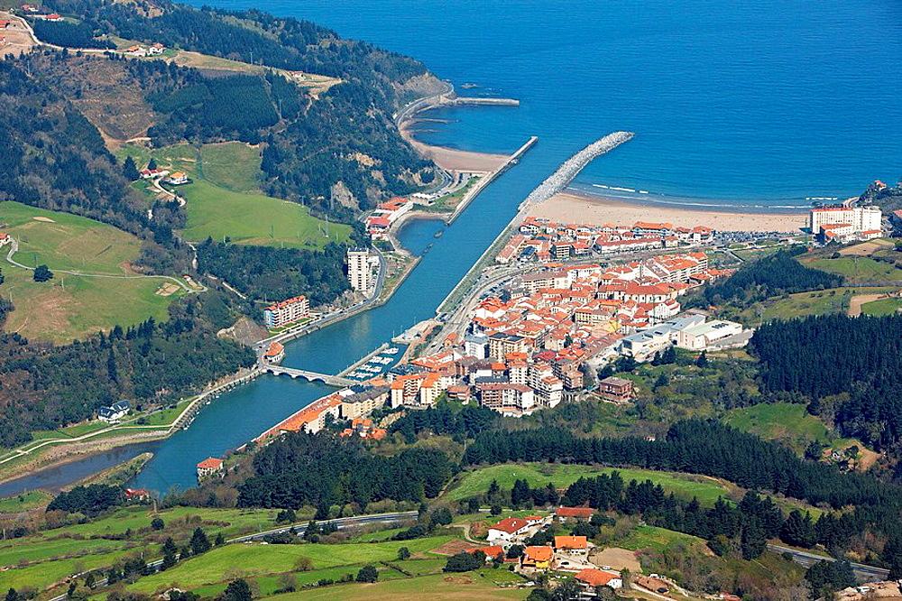 Deba, Gipuzkoa, Basque Country, Spain