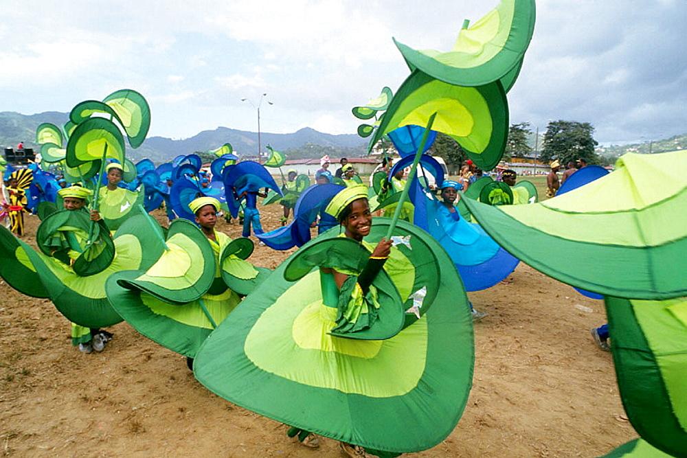 Carnival, Trinidad, Cuba.