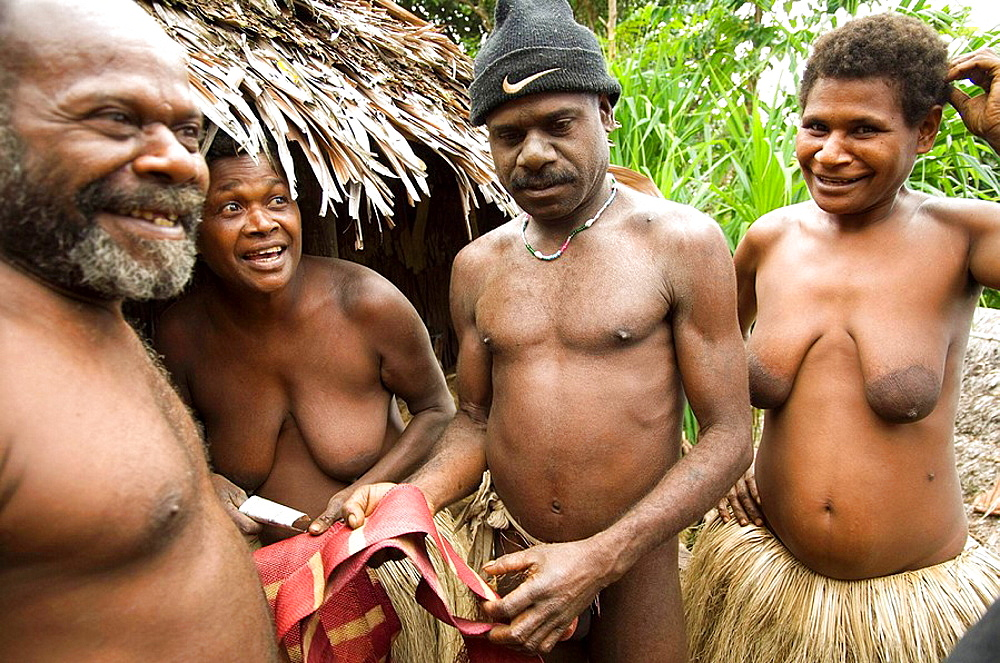 Sa tribe people, Bunlap, Pentecost Island, Vanuatu