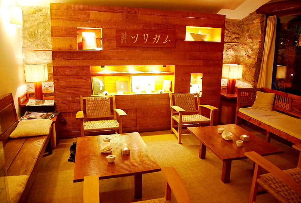 Restaurante Mugaritz, Erenteria, Cerca de Donostia, San Sebastian, Gipuzkoa, Euskadi, Spain.