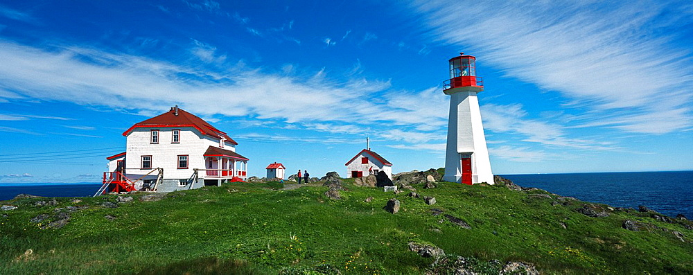QUIRPON LIGHTHOUSE INN, Newfoundland, Canada
