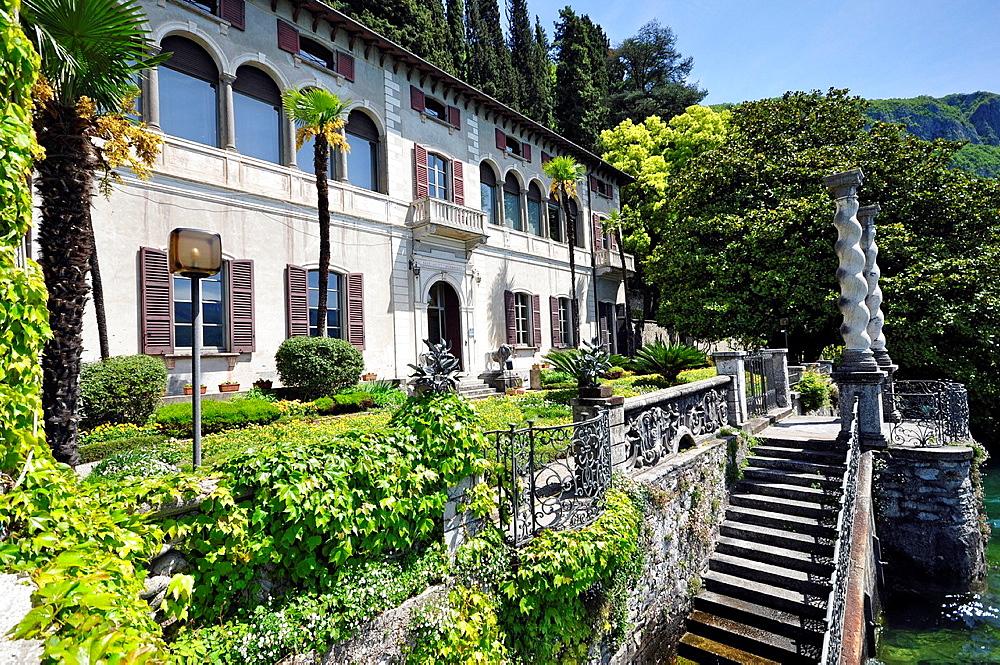Varenna, Villa Monastero Lago di Como, Italy