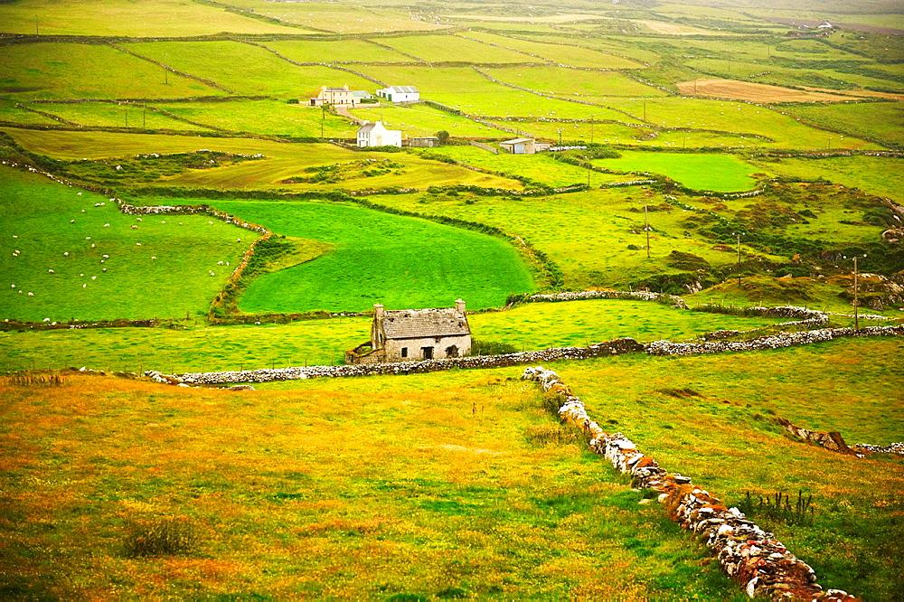 Beara Peninsula, Co, Kerry, Ireland