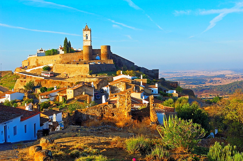 Monsaraz, Evora district, Alentejo, Portugal, Europe.