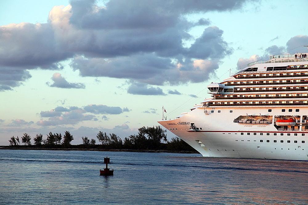 Cruise, Nassau, Bahamas