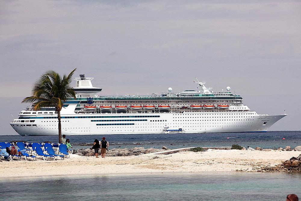 Cruise, Coco Cay, Nassau, Bahamas