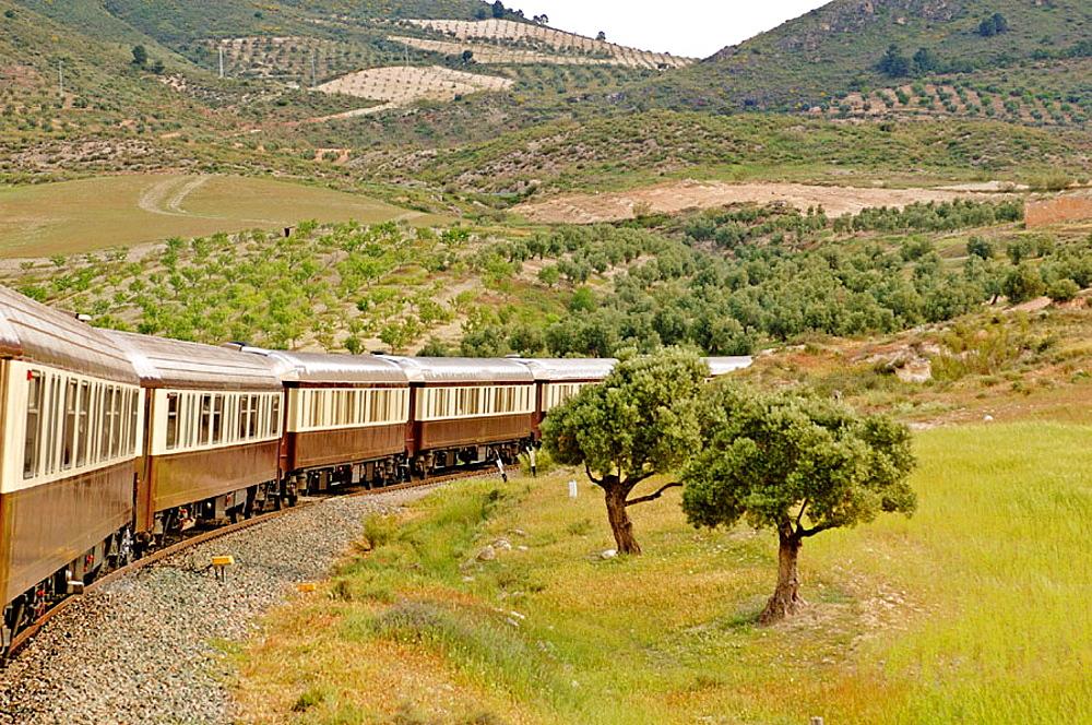 Al-Andalus train, Spain