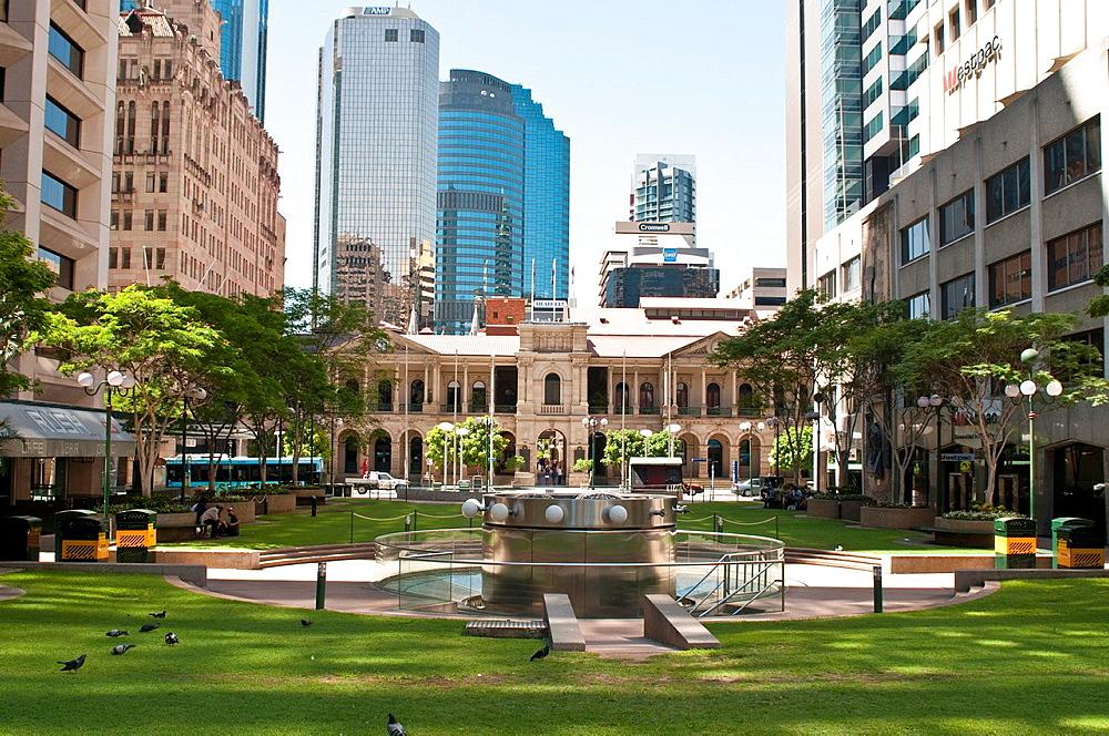Post Office Square, Brisbane, Queensland, Australia