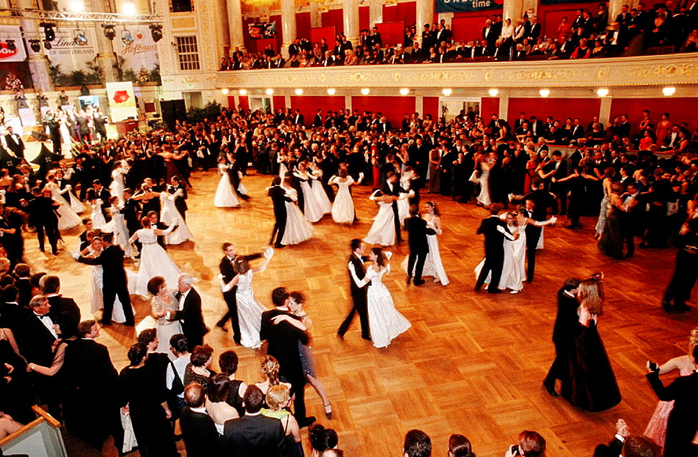 Bonbon ball, Winter ball, Vienna, Austria