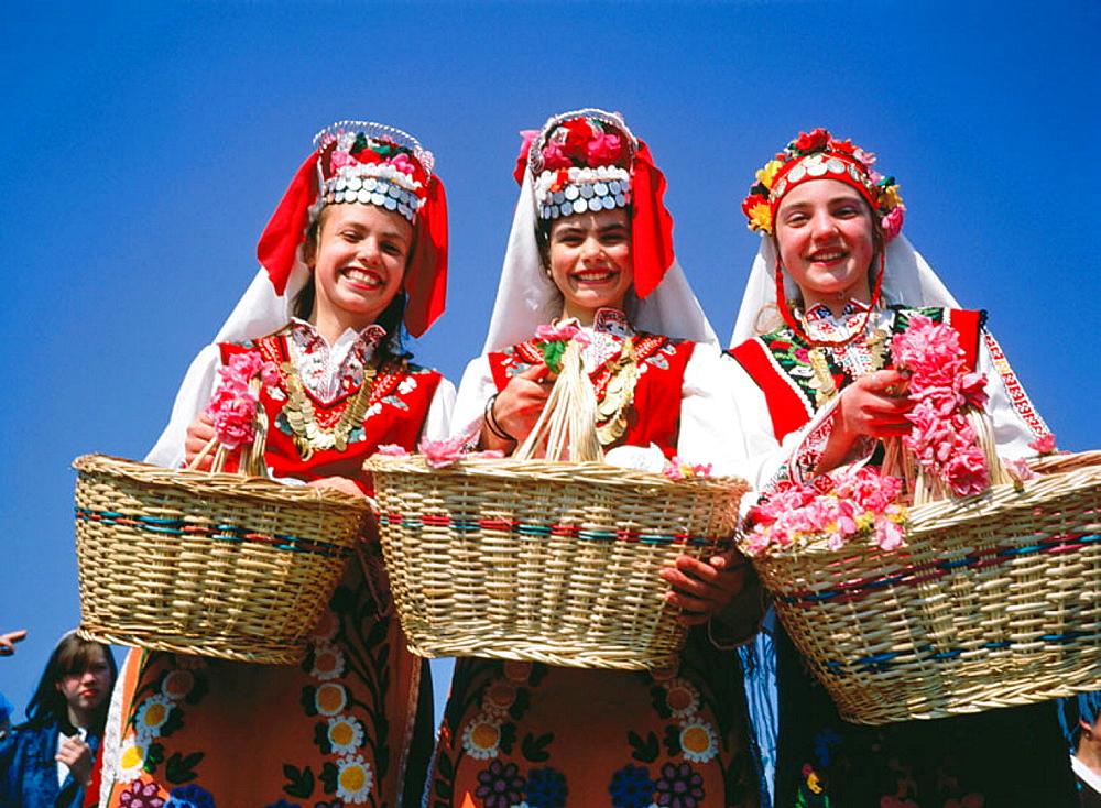 Roses Summer Festival, Kazanluk, Bulgaria - 817-2743
