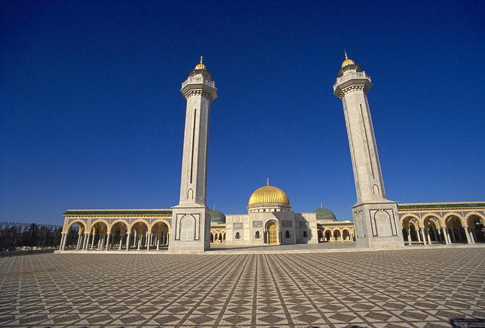 Habib Bourguiba Mosque, Monastir, Tunisia