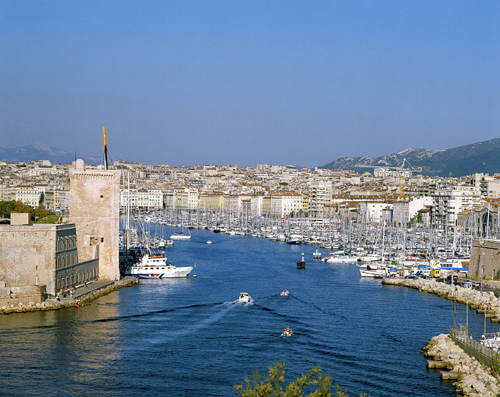 10654899, old harbour, port, fortress, France, Europe, coast, Marseille, sea, sail boats, town, city, South of France, Europe, . 10654899, old harbour, port, fortress, France, Europe, coast, Marseille, sea, sail boats, town, city, South of France, Europe,