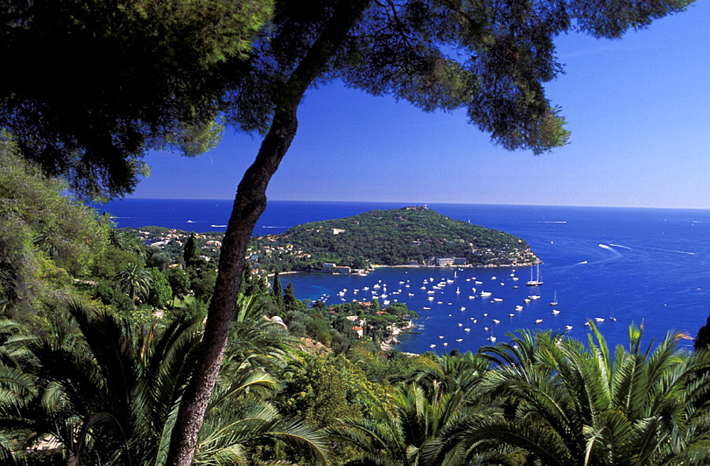 Cap Ferrat, Cape Ferrat, Color, Colour, France, Europe, Provence Alpes Cote dAzur, St. Jean, landscape, sea, coast, . Cap Ferrat, Cape Ferrat, Color, Colour, France, Europe, Provence Alpes Cote dAzur, St. Jean, landscape, sea, coast,