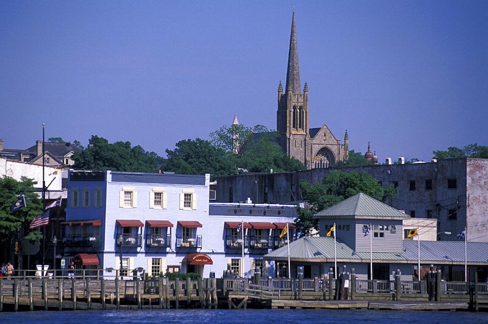 Willmington, North Carolina, USA, America, North America, city. Willmington, North Carolina, USA, America, North America, city