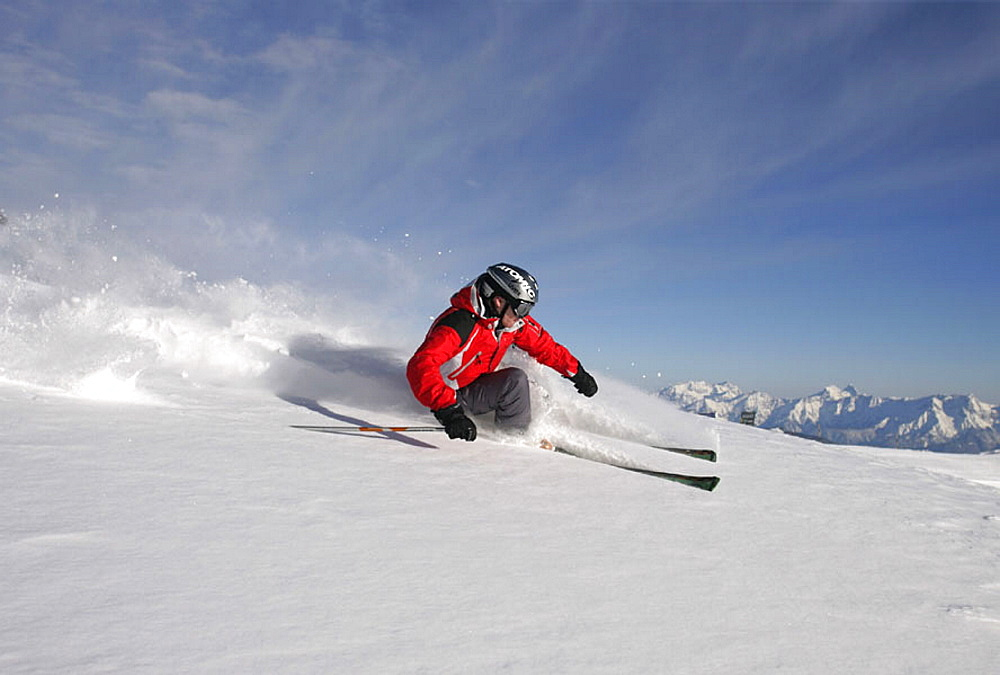 Skiing, ski, action, Carving, holidays, vacation, snow, winter sports, winter, sports, Alps, mountains, Austria, Europ. Skiing, ski, action, Carving, holidays, vacation, snow, winter sports, winter, sports, Alps, mountains, Austria, Europ