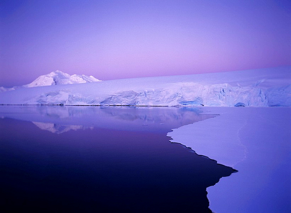 scenery, landscape, coast, sea, ice, snow, mood, dusk, twilight, Antarctic, Antarctic, Antarctic Ocean, cruise, port L. scenery, landscape, coast, sea, ice, snow, mood, dusk, twilight, Antarctic, Antarctic, Antarctic Ocean, cruise, port L