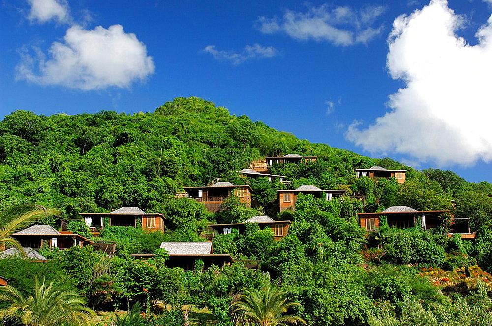 Antigua, Hillside Cottage Suites, Hermitage Bay, Resort, Hotel, Caribbean Island, Palm, Trees, Palms, Tropics, Tropial. Antigua, Hillside Cottage Suites, Hermitage Bay, Resort, Hotel, Caribbean Island, Palm, Trees, Palms, Tropics, Tropial