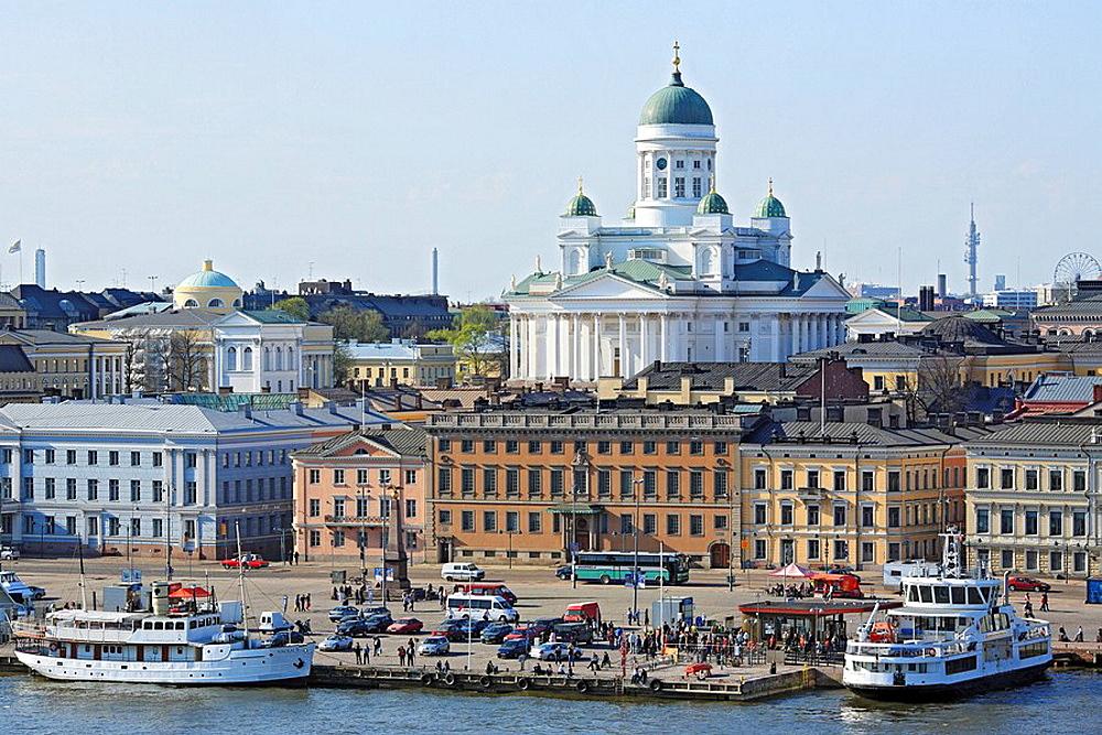 Helsinki, Finland, Western Europe, Europe, Europea. Helsinki, Finland, Western Europe, Europe, Europea