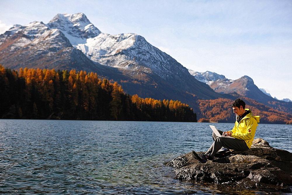 Arbeit, alps, alpine, mountain, mountains, Bernina. Arbeit, alps, alpine, mountain, mountains, Bernina