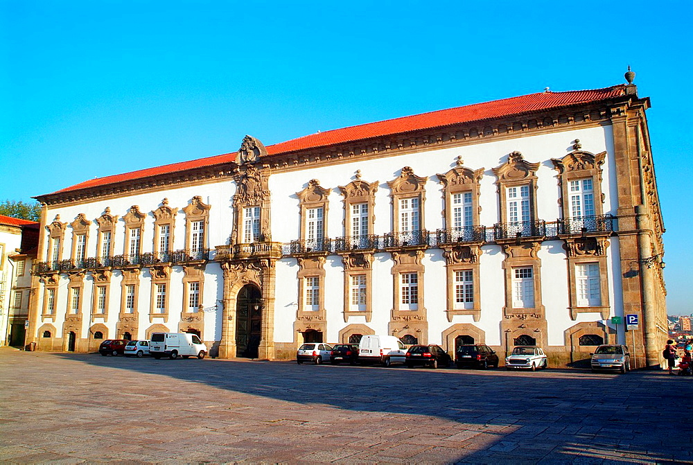 Episcopal Palace of Porto, Oporto, Portugal, Europe