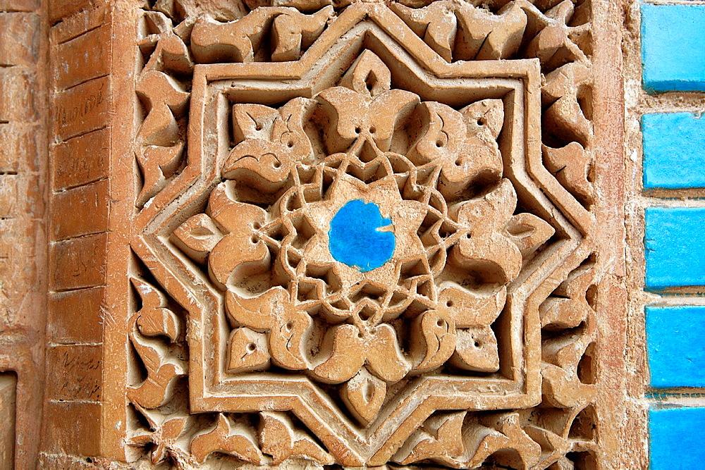Mosque 'mausoleum' of Muhammad Boshoro, Panjakent, Tajikistan
