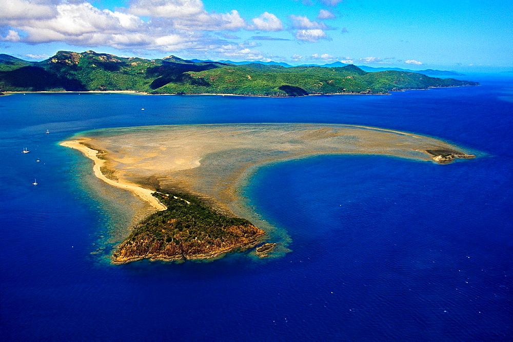 Hayman Island, Whitsunday Islands, Great Barrier Reef, Queensland, Australia