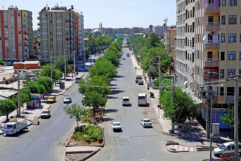 The secret capital of the Kurd, Diyarbakir, Anatolia, Turkey
