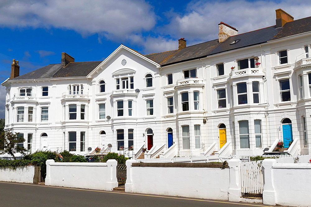 Apartments and holiday flats in Exmouth Devon