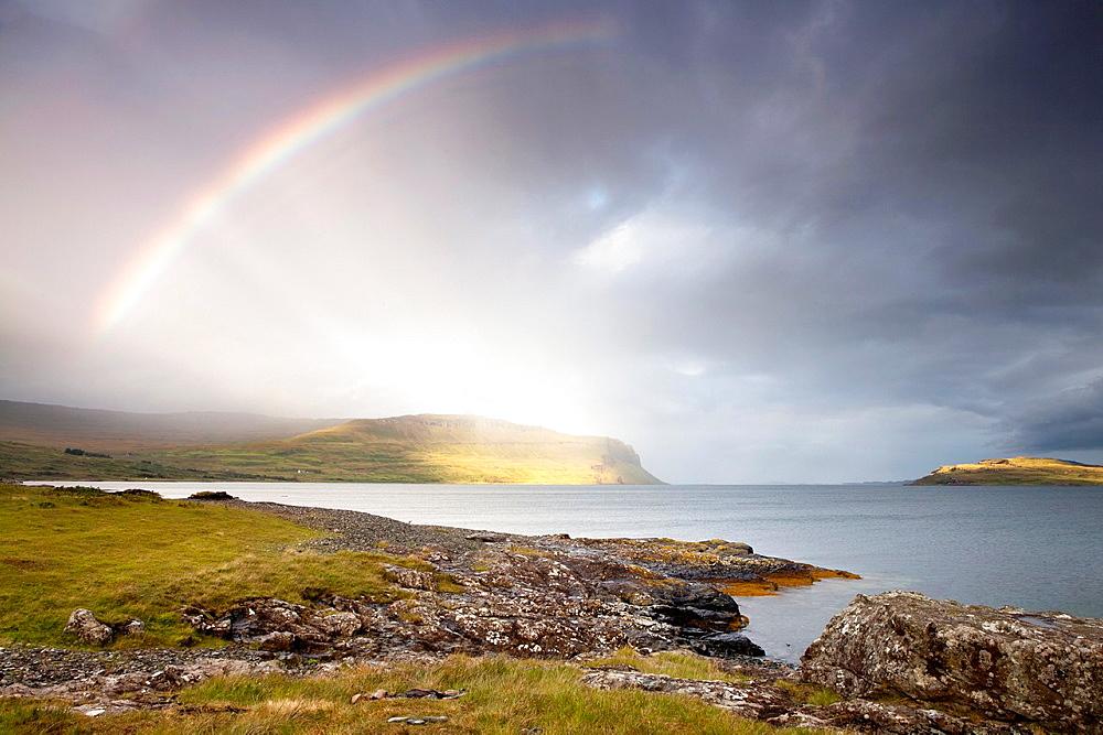 Coast of the Isle of Mull, Argyll and Bute, Scotland - 817-333965