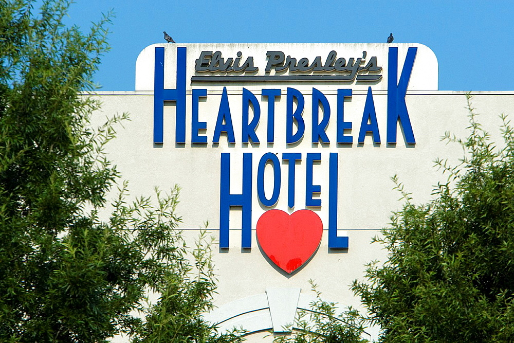 Heartbreak Hotel Memphis USA