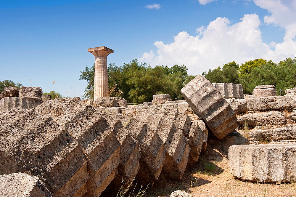 Olympia, Greece Birthplace of the Olympics