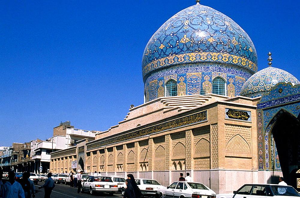 Sheik Umar Mosque, Bagdad, Iraq