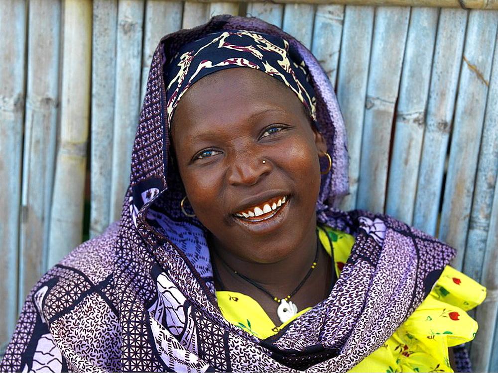 Woman, Mozambique
