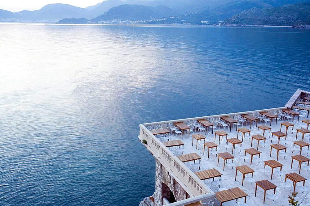 Hotel Sveti Stefan in Montenegro