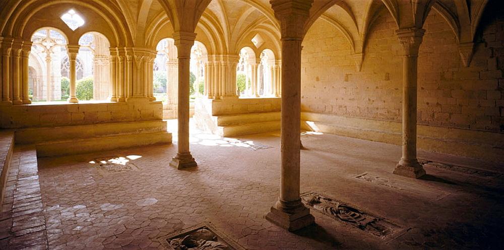 Santes Creus monastery, Tarragona province, Spain