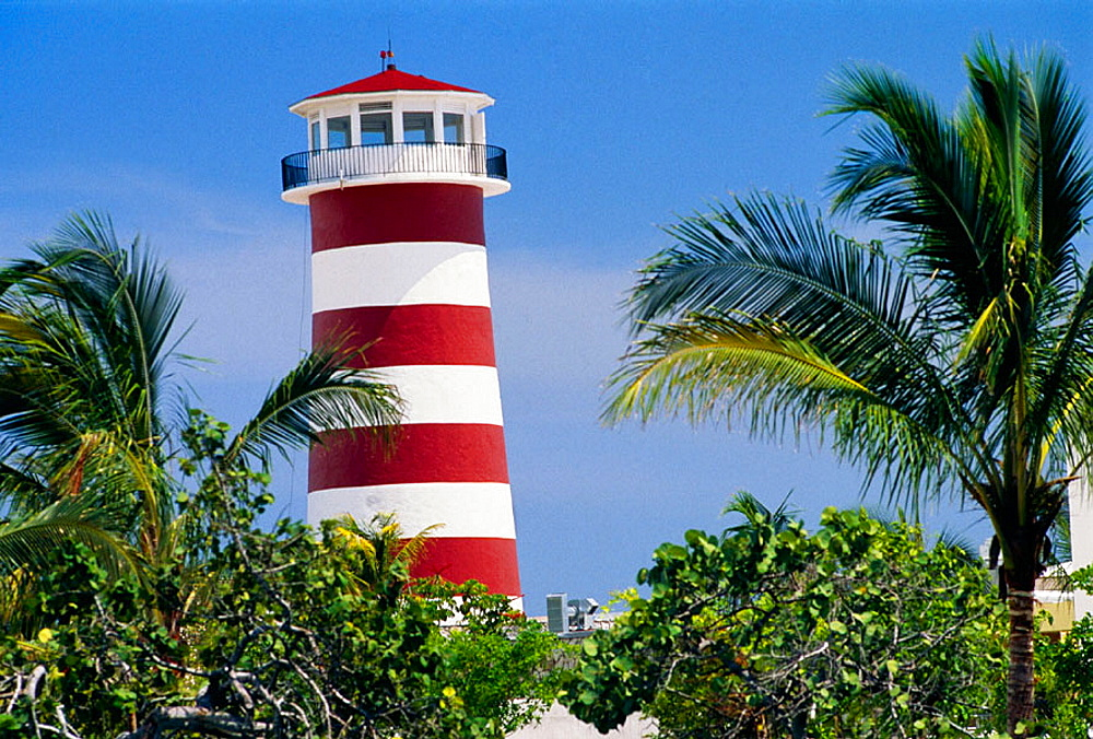 Lighthouse, Port Lucaya, Grand Bahama Island, Bahamas