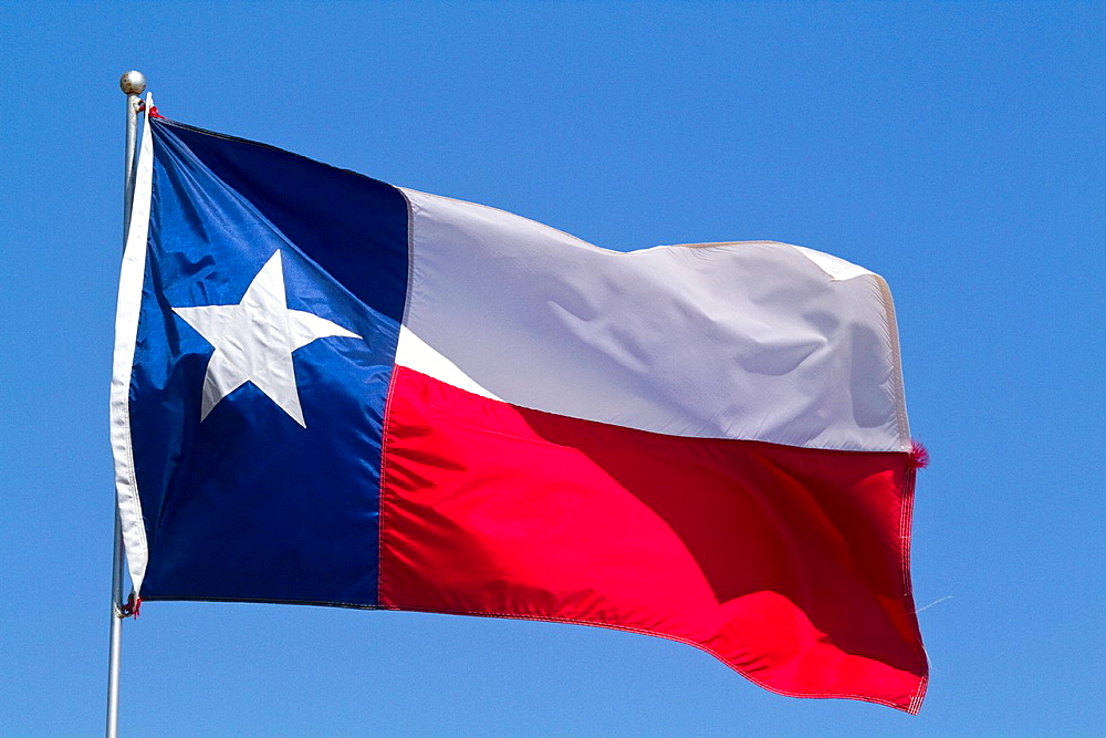 Texas State Flag, Texas, USA, Lone Star State - 817-353687