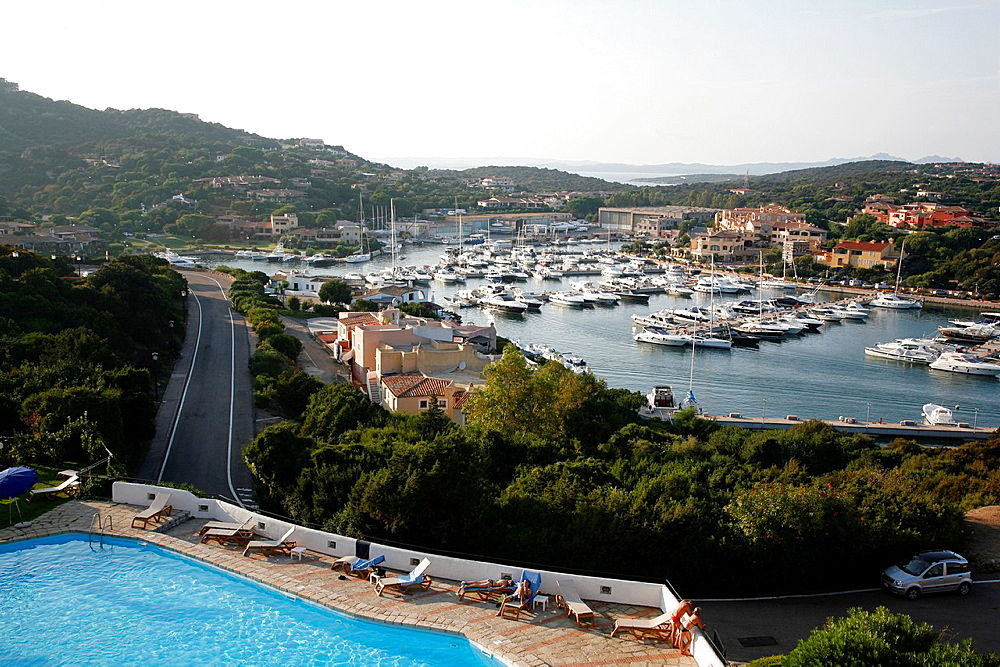 Porto Cervo Marina, Costa Smeralda, Sardinia, Italy