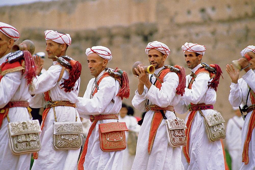 Music Festival, Marrakech, Morocco - 817-3612