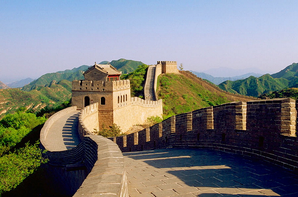 Great Wall, Badaling, China