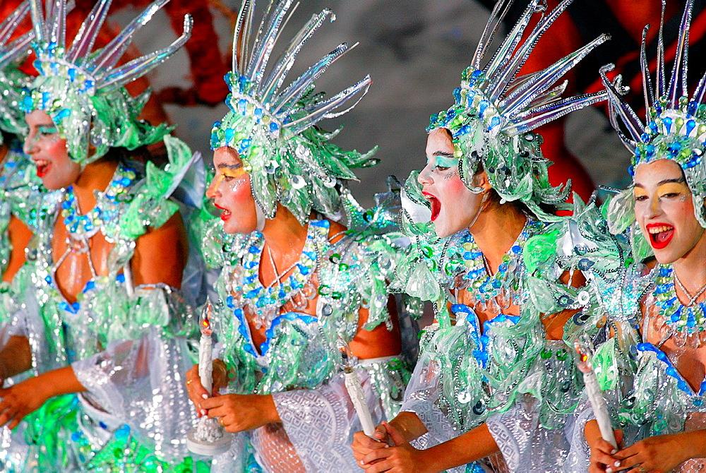 Rio carnival parade Rio de Janeiro Brazil - 817-372750