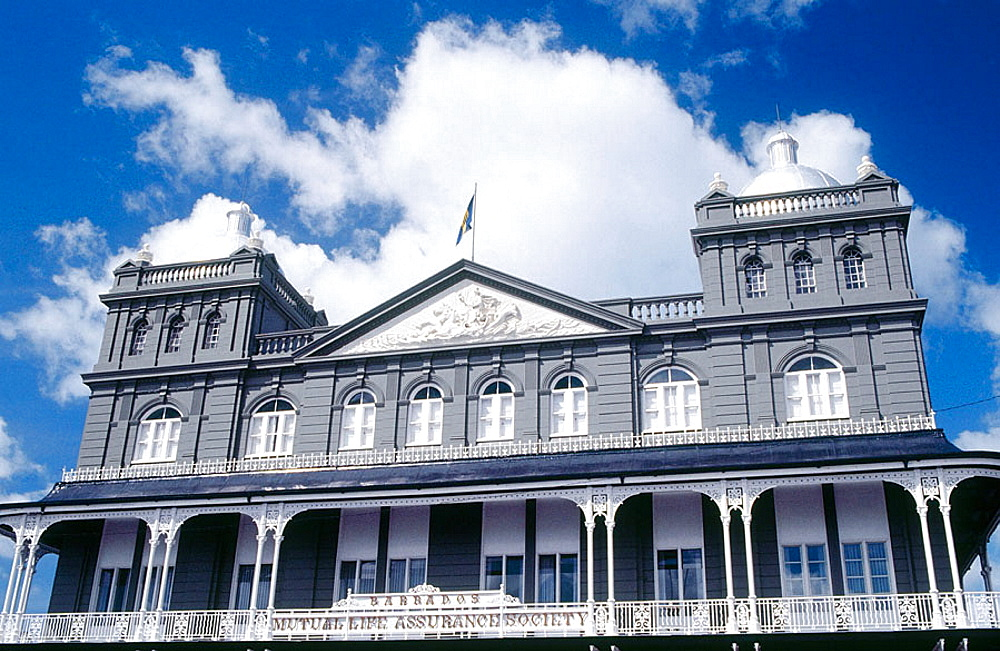 Mutual Life Assurance Society building, Bridgetown, Barbados
