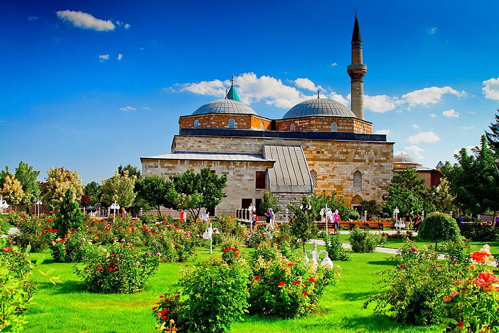 Mevlana Museum  Konya  Konya province  Turkey
