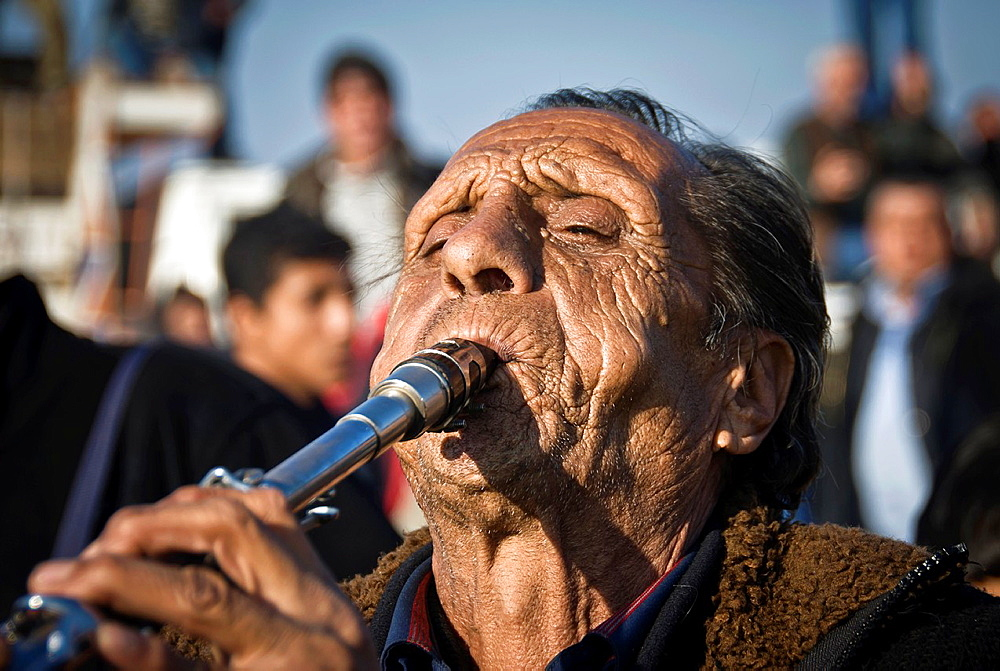 Senior Flute player, Izmir, Turkey